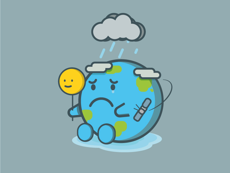مردم جهان همچنان در سطح بالایی از غم و عصبانیت زندگی می کنند